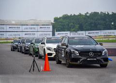 奔驰AMG驾驶学院体验