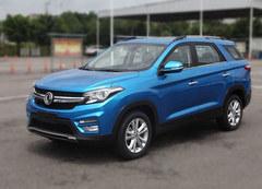 东风小康新车计划 明年推两款新SUV