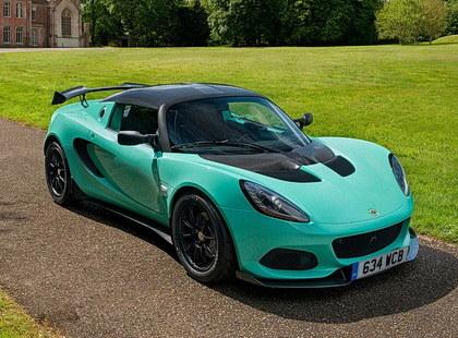 轻量为王 Lotus Elise Cup 250