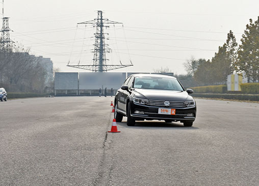 大众迈腾280TSI性能测试 小涡轮更实用